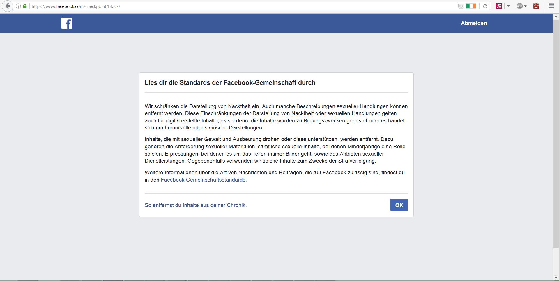 Wie löschst du Bilder von Facebook?
